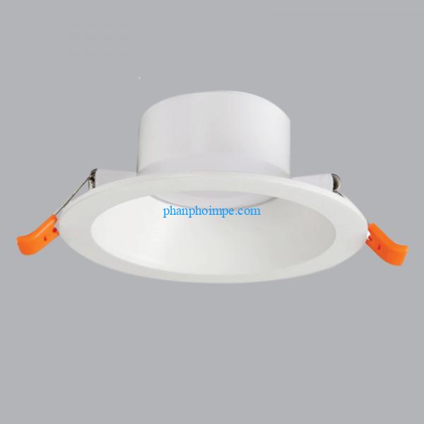 Đèn downlight âm trần 7W màu trắng DLF-7T 2