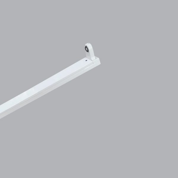 Máng đèn batten led tube T8 bóng đơn 1m2 EMDK-120 2