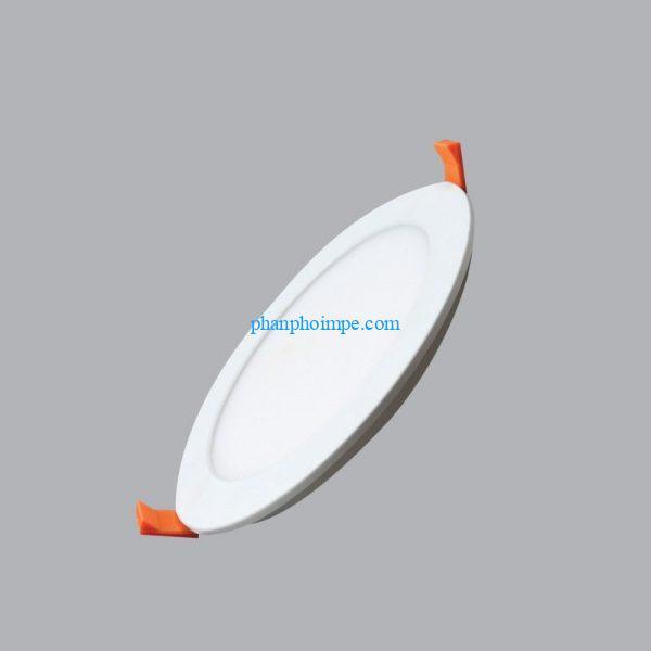 Đèn led slim panel tròn âm trần 6W màu trắng RP-6T 2