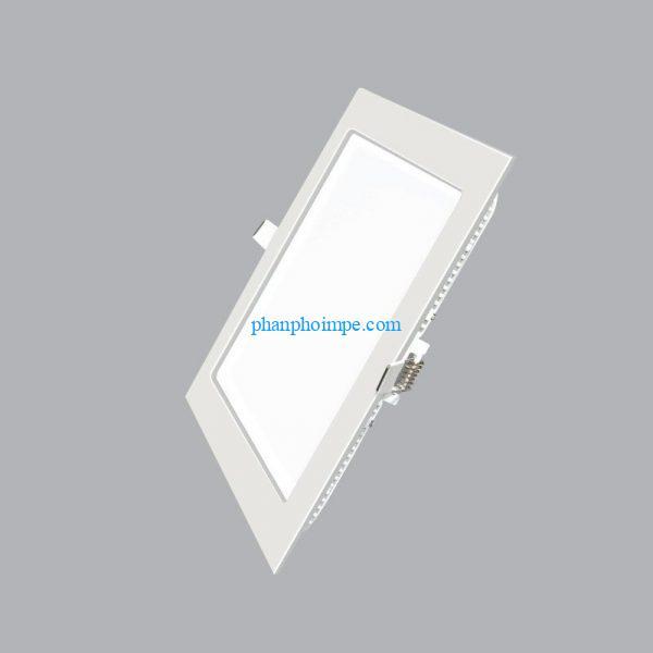 Đèn led panel vuông âm trần dimmer 9W màu vàng SPL-9V/DIM 2