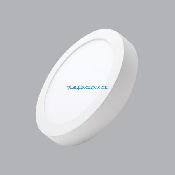Đèn led panel tròn nổi 24W dimmer màu trắng SRPL-24T/DIM 3