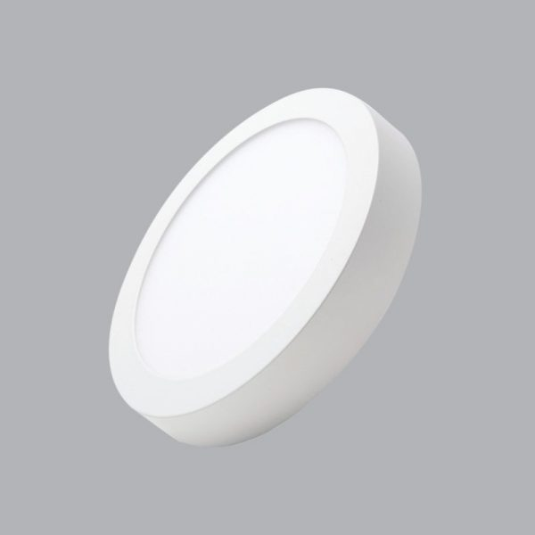 Đèn led panel tròn nổi 6W dimmer màu vàng SRPL-6V/DIM 2