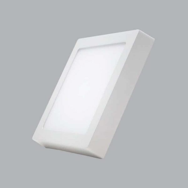 Đèn led panel vuông nổi 12W dimmer màu vàng SSPL-12V/DIM 2