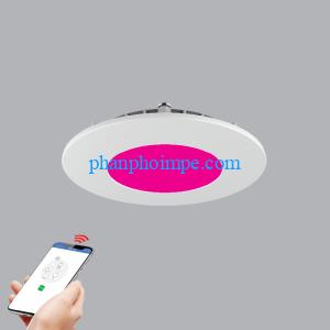 Led panel tròn âm smart