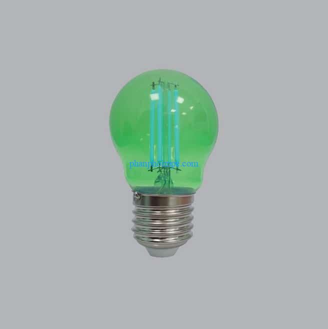 Đèn LED Filament màu FLM-3GR