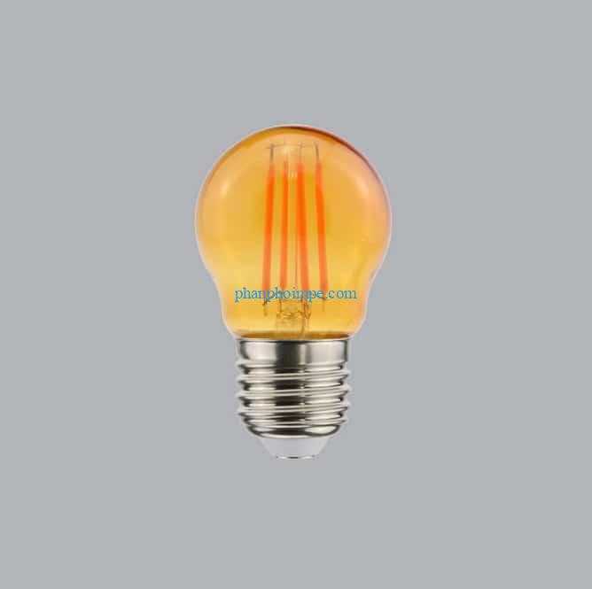Đèn LED Filament màu FLM-3OR