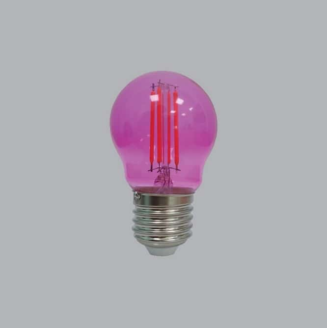 Đèn LED Filament màu FLM-3PK