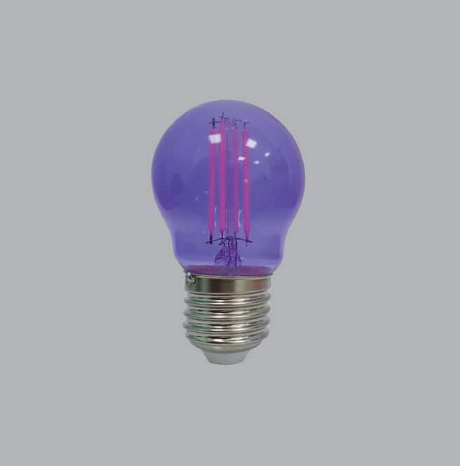 Đèn LED Filament màu FLM-3PU