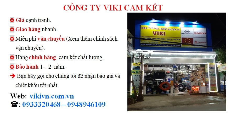 Cong Ty Co Phan Thuong Mai Dich Vu Viki 4