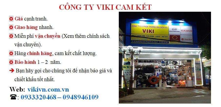 Cong Ty Co Phan Thuong Mai Dich Vu Viki